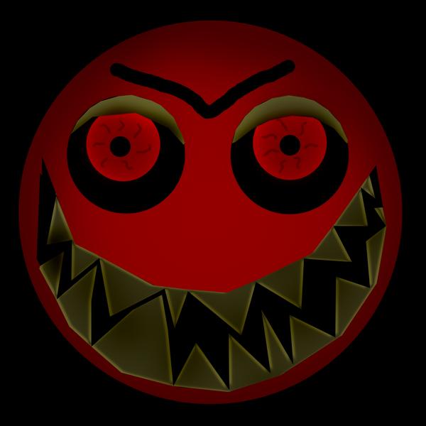 Evil Smile Evil smile emoticon by Joker Smile Png
