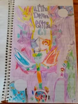 ultra demon estria book cover