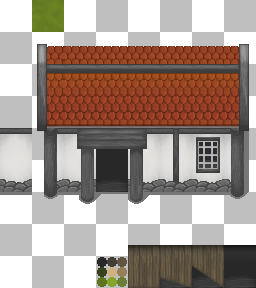 Yet Another House Tile by ditto209