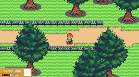 Trees, trees, trees!!!