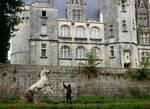 Cheval de Chateau de Crazannes I