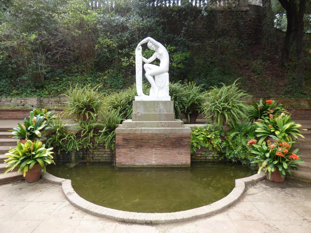 Fountain by Edanastock