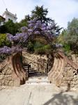 Lilac gate