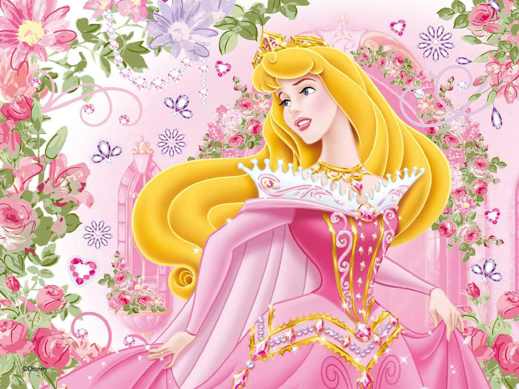 princesse aurore disney by kannalouve
