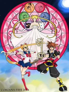 Moon Kingdom Hearts