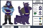 Phrixus Reference Sheet