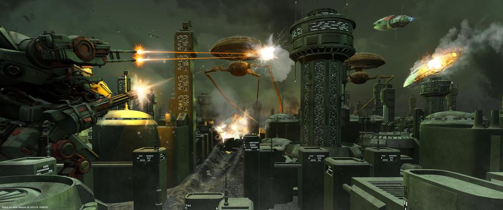 Battle for New Heaven