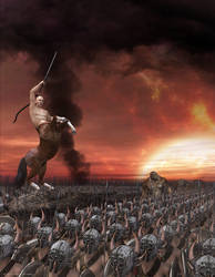 Centaur, Lord of War