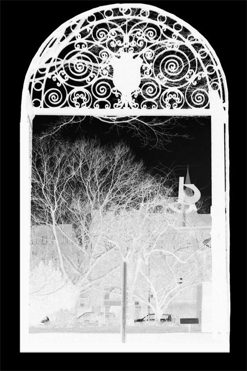 The gates by SnowSugarBunny