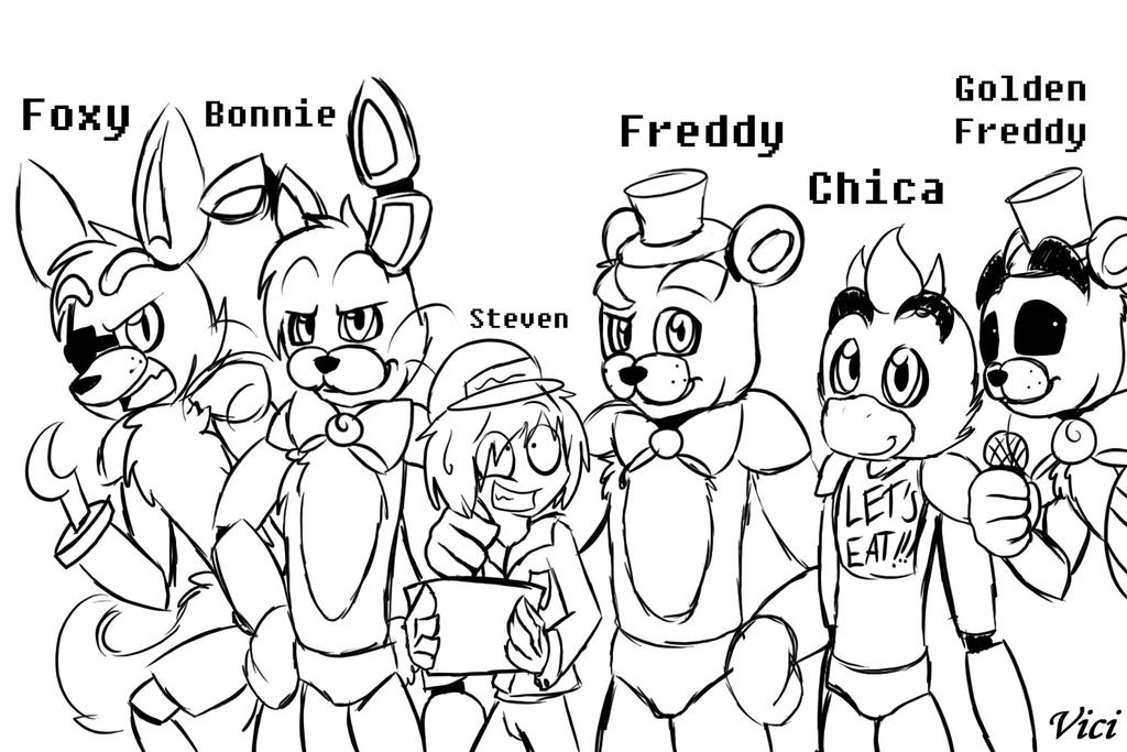 meet the crew night core anime