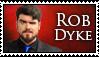 Rob Dyke Stamp by KuroStarSunny