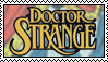 Doctor Strange Stamp by KuroStarSunny
