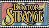 Doctor Strange Stamp by KuroStarSunny
