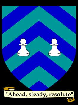 Lord Blackburn's coat of arms