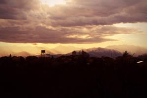 Broken sky by Prozper