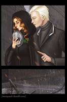 Art Trade: Dark Dramione. by Mariyand-R