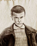 Eleven- Stranger Things