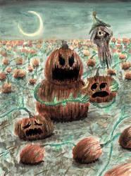 Pumpkin Glutton