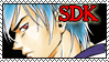 Samurai deeper kyo stamp by sugarblueberry