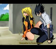 Sasuke x Naruko -fail-