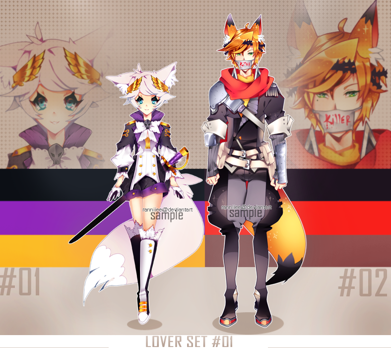 Adoptable Lover Auction :001: (close) by Ranniiee