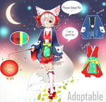 Adoptable Auction :003: (CLOSE)