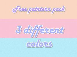 Freebie pattern pack by 92five