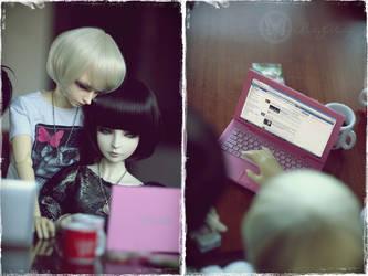 Facebook time by Hay3n