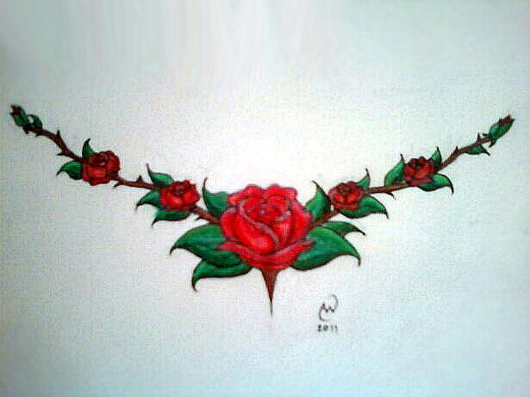 rose and vine wallpaper - photo #33