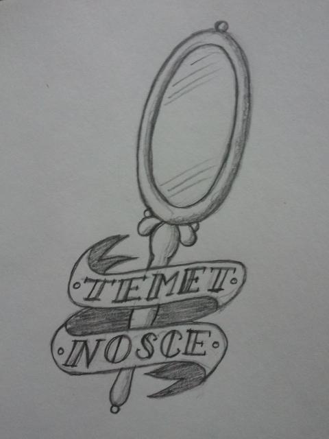 Temet Nosce by IrishArtiste