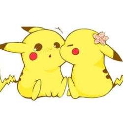 Two Pikachus? Wow! by MaKayla. by BatmanLuvers336