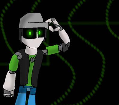J.0-NN7 ((New robot)) by Drunkenstien