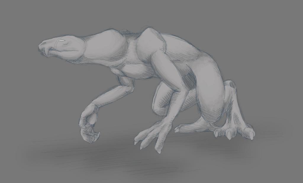 It's a Critter by xXPsychoWolfieXx