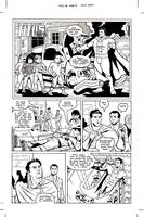 Titus page 5 inks by ScottEwen