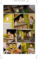 The Sundays #2 page 20 colors by ScottEwen