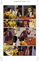 The Sundays #2 page 23 colors by ScottEwen