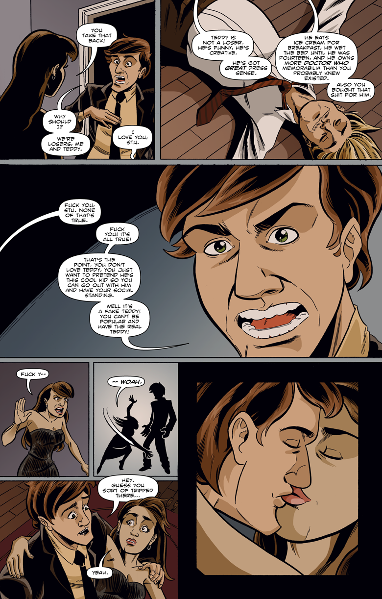 The Sundays #3 page 20 by ScottEwen