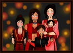 Sato Family Vacation, Day 1 - Festival