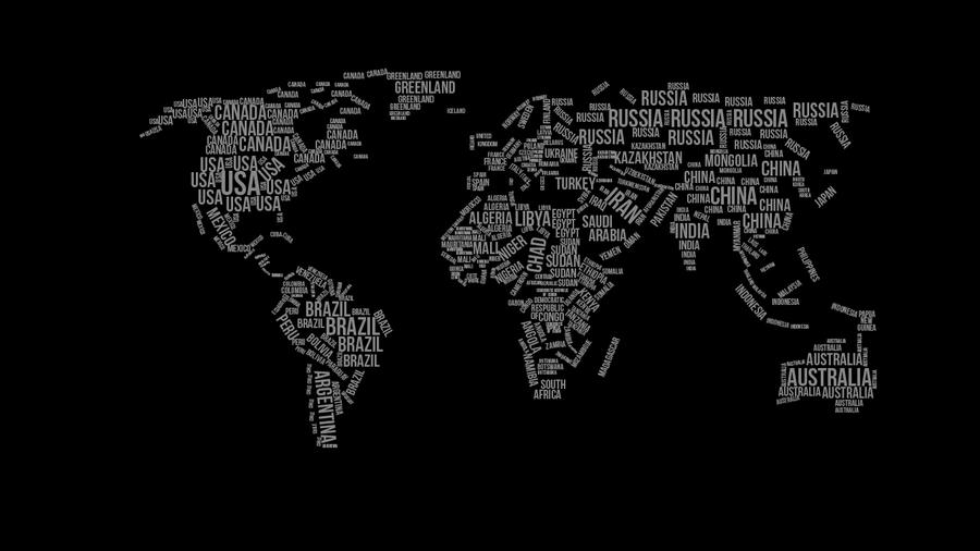 Worlds political map wallpaper by miiikstais on deviantart worlds political map wallpaper by miiikstais gumiabroncs Image collections