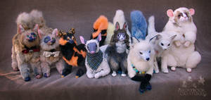 Group Photo! by StorybookCreatures