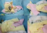 Fluttershy Big Beanie Baby Plush