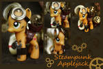 Applejack Steampunk