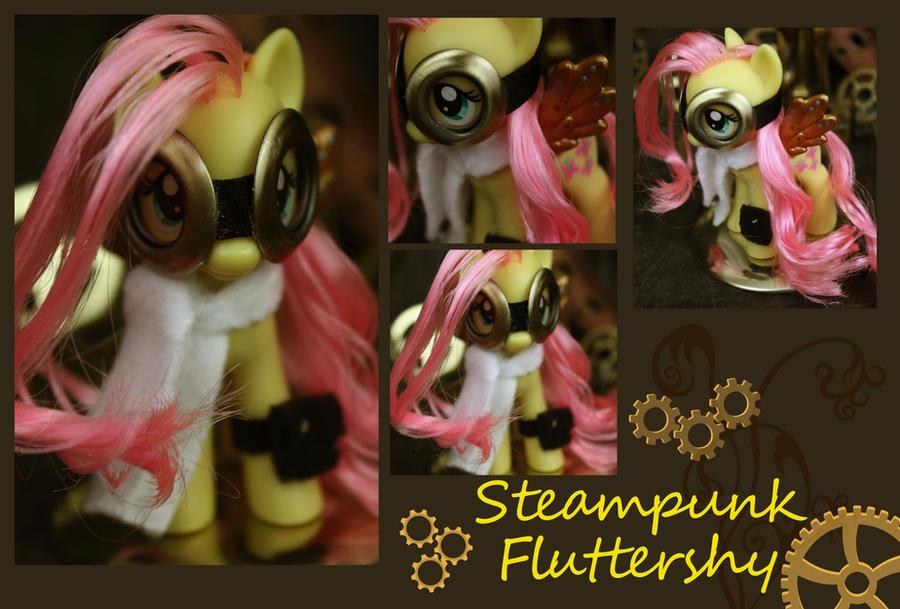 Fluttershy Steampunk Figure
