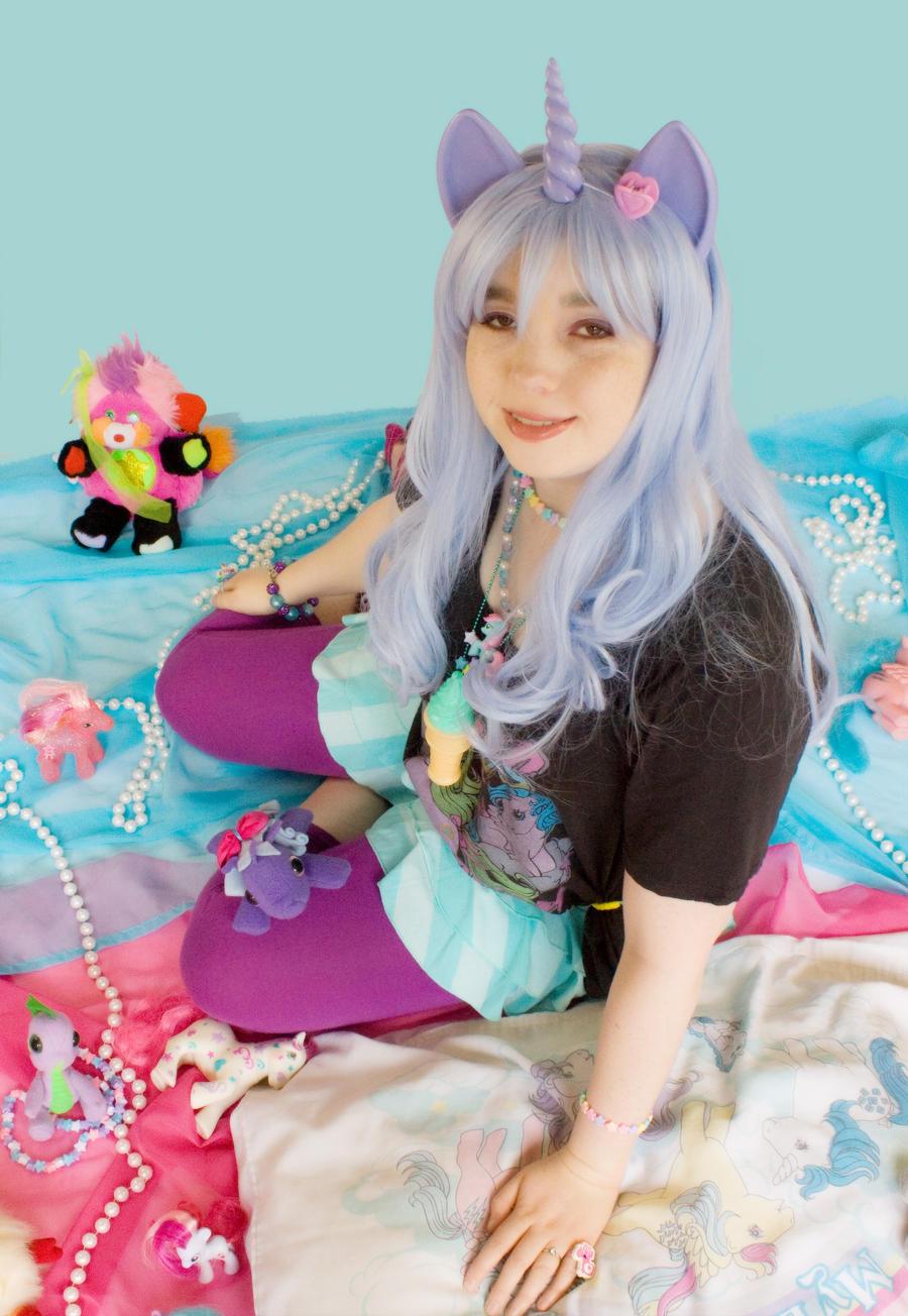 OC Pony Berry Kawaii by bluepaws21
