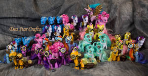 Steampunk Ponies for Everfree NW