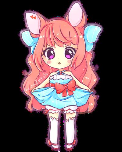 ~Am i cute?~ by candykiki