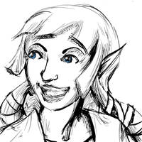 Happy Zelda by NovaMirage