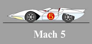 Mach 5 - My Version