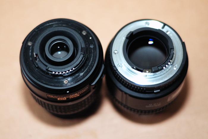 crop lens vs full frame lens by metro