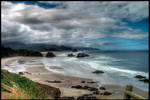 Ecola State Park HDR